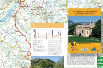 Il Cammino di San Francesco da Rimini a La Verna