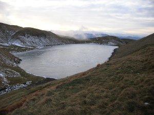 Alta via dei parchi tappa 10 dal lago scaffaiolo al rifugio di monte cavallo - Lago lungo bagno di romagna ...